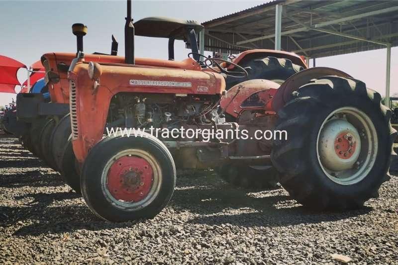 2WD tractors MF35x (1053) Tractors