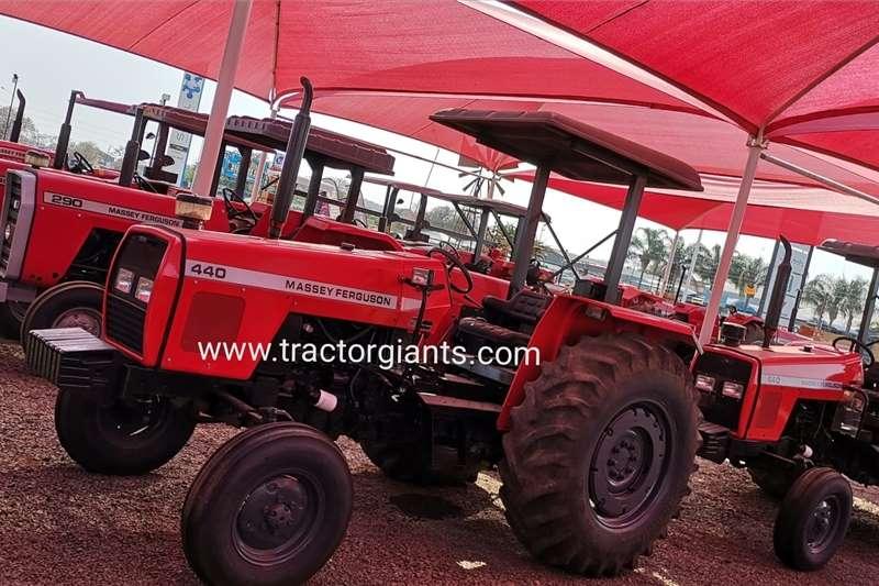 2WD tractors MF440 (1276) Tractors