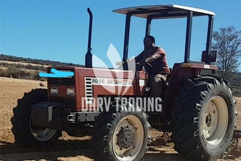 2WD tractors Model Fiat 80.66 DT 4×4 for sale Tractors