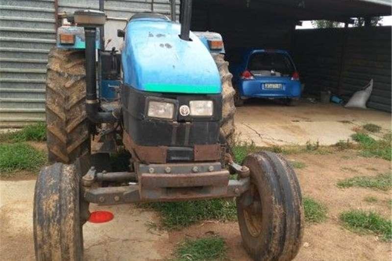 2WD tractors new holland Tractors