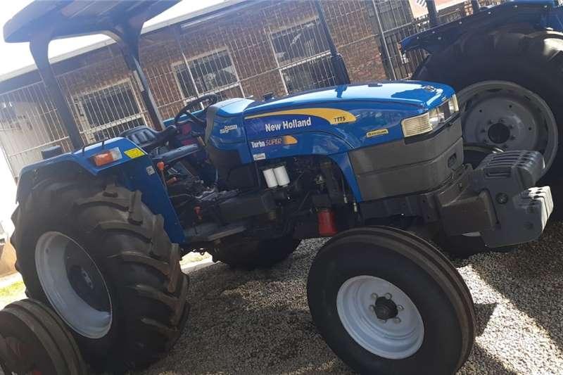 2WD tractors New Holland TT75 4X2 Tractors