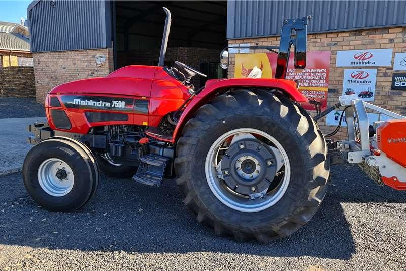 2WD tractors New Mahindra 7590 2wd Tractors Tractors