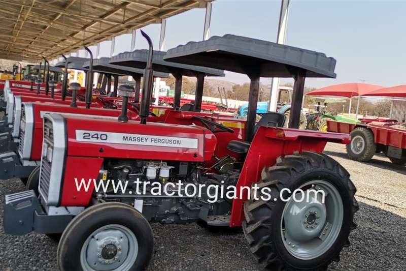 2WD tractors New MF240 (1626) Tractors