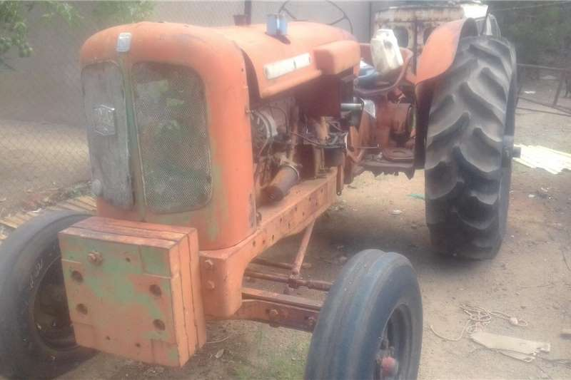 2WD tractors nuffield tractor for sale Tractors