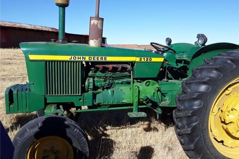 2WD tractors Old John Deere Tractor Tractors