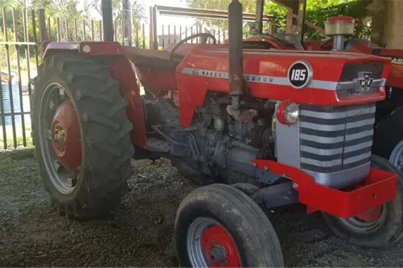 2WD tractors Refurbished Massey Ferguson 165 2wd Tractors