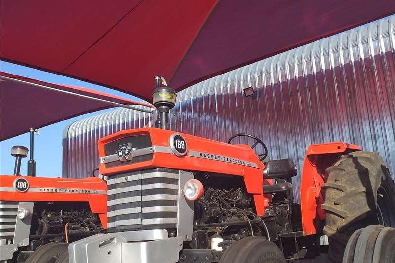 2WD tractors Refurbished Massey Ferguson 188 2wd Tractors