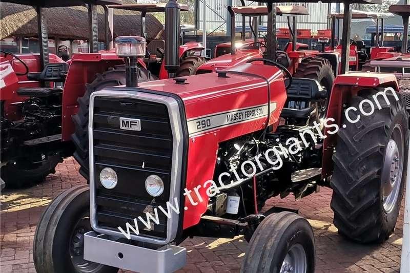 2WD tractors Refurbished Massey Ferguson 290 Tractors