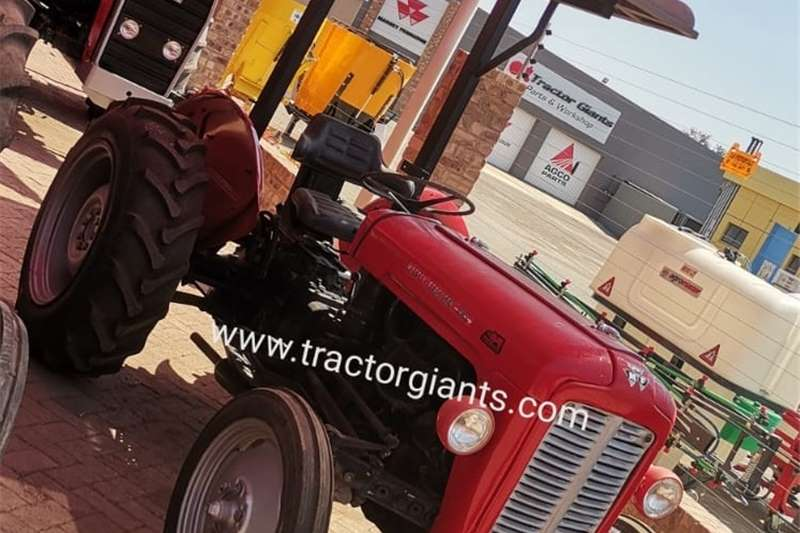 2WD tractors Refurbished Massey Ferguson 35x Petrol Tractors