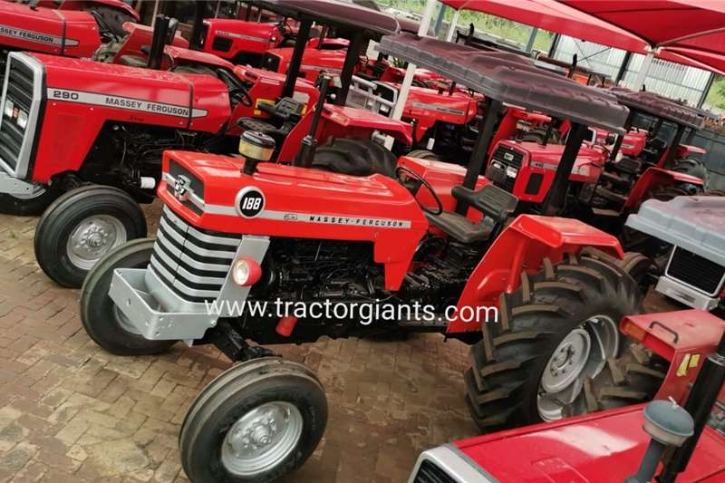 2WD tractors Refurbished MF188 (1028) Tractors