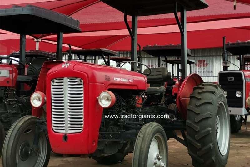 2WD tractors Refurbished MF35x Petrol Tractors