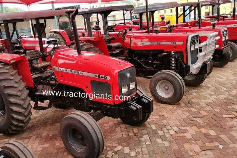 2WD tractors Refurbished MF4240 Tractors