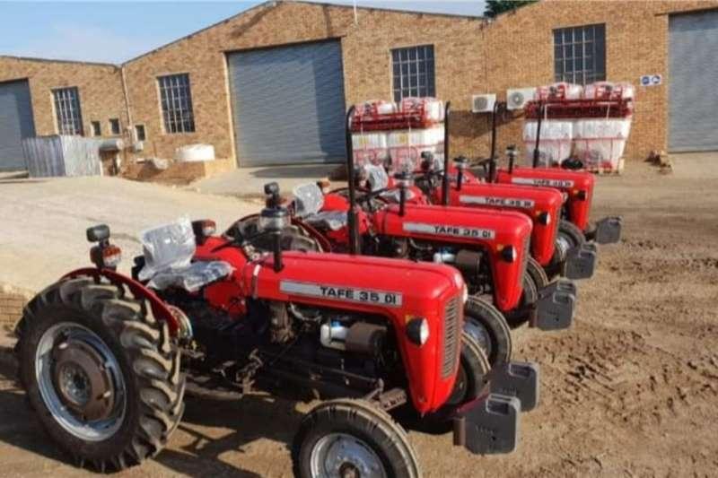 2WD tractors Tafe 35 DI Tractors