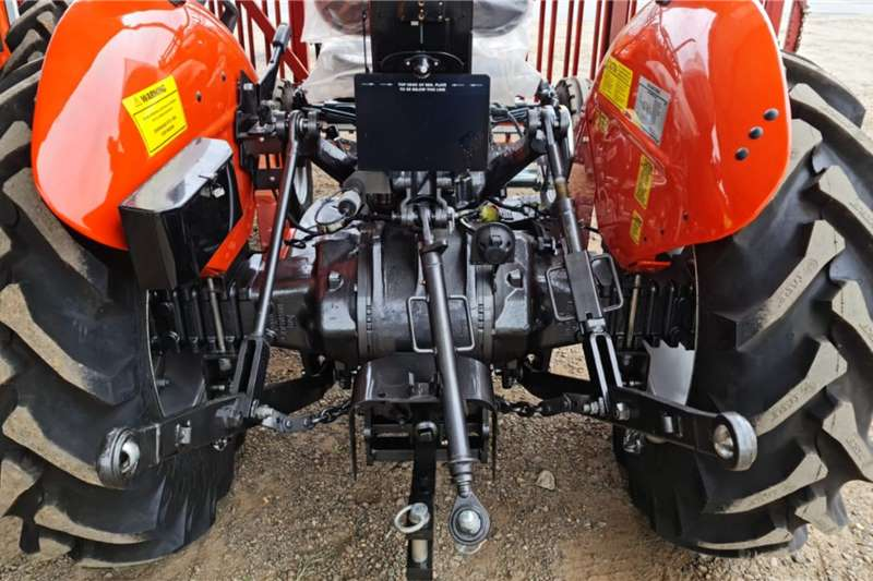 2WD tractors Tafe 45 DI Tractors