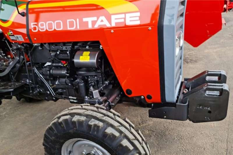2WD tractors Tafe 5900 Tractors