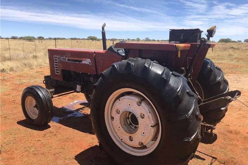 2WD tractors tractor Fiat 80 66 2 x 4 Tractors