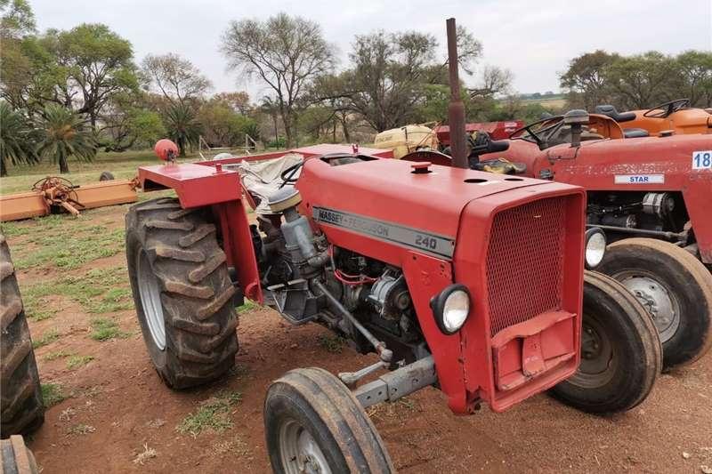 2WD tractors TRACTOR Tractors
