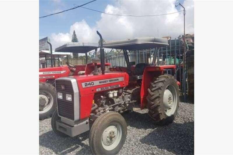 2WD tractors USED MASSEY FERGUSON 240 4X2 2WD Tractors