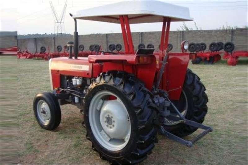 2WD tractors used Massey Ferguson 240 4x2 2WD Tractors