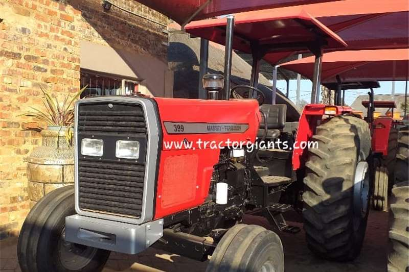 2WD tractors Used Massey Ferguson 399 2wd Tractors