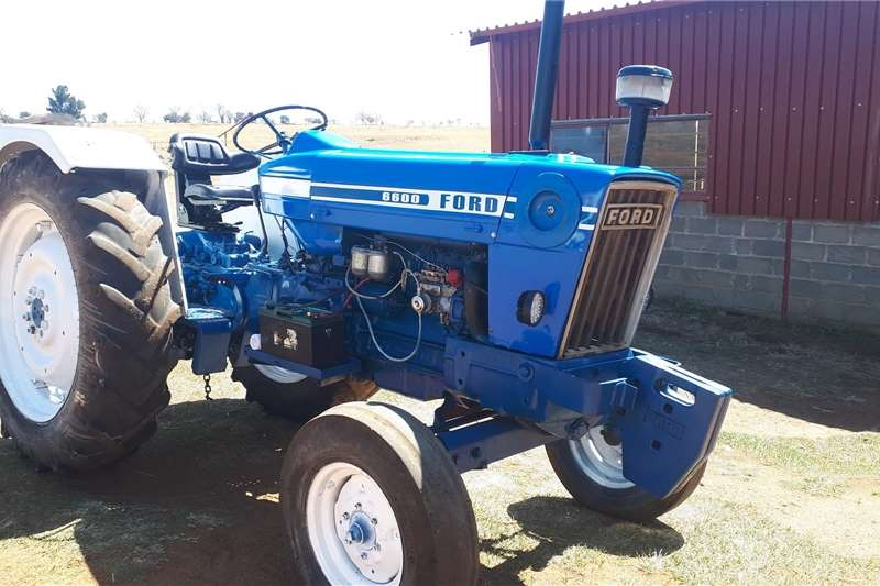2WD tractors Very neat ford 6600 with power steering for sale i Tractors