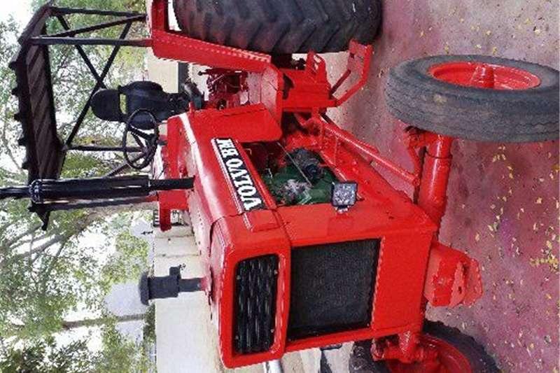2WD tractors Volvo BM 650 Tractors