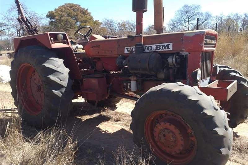 2WD tractors Volvo BM814 4x4 90 KW Tractors