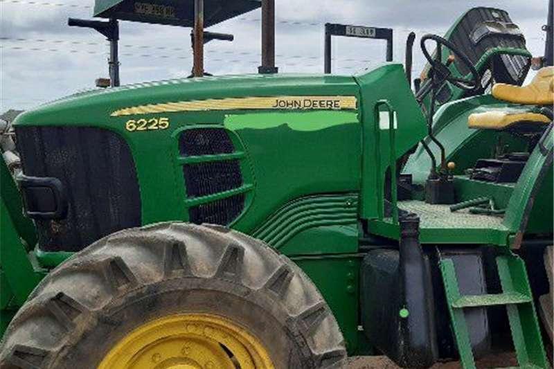 4WD tractors ×8john deer 6225 Tractors