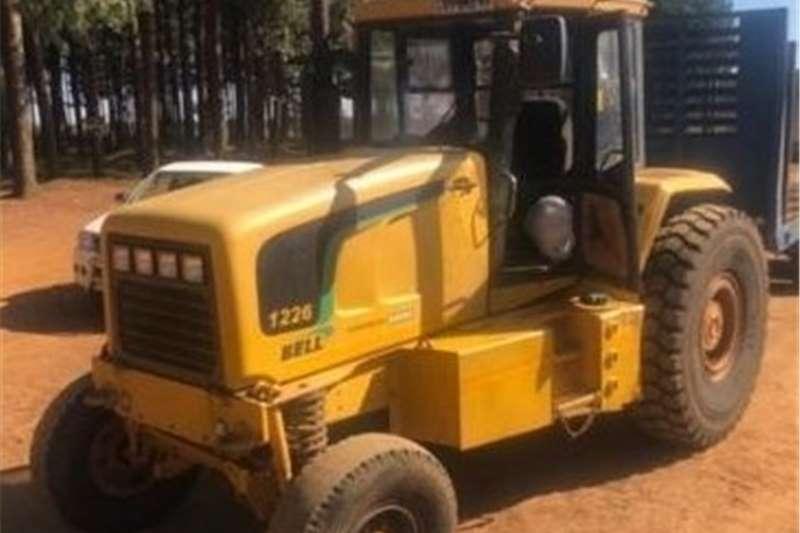 4WD tractors Bell 1226 haulage tractors Tractors
