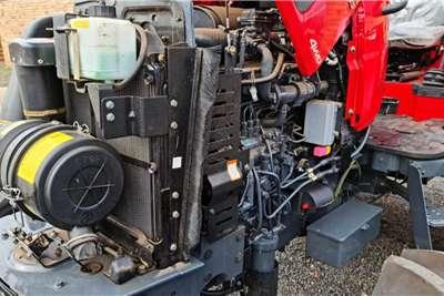 4WD tractors Brand new Mahindra 6075 Tractors Tractors