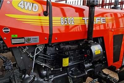 4WD tractors Brand new Tafe 8502 4wd Tractors Tractors