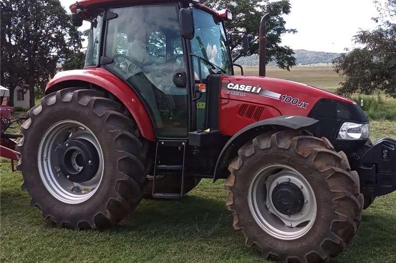 4WD tractors Case 100JX Tractor Tractors