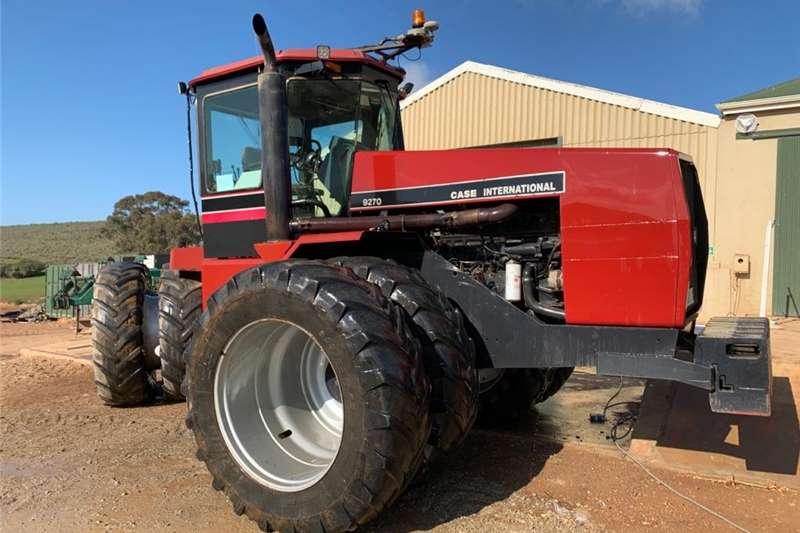 4WD tractors Case 9270 Tractors