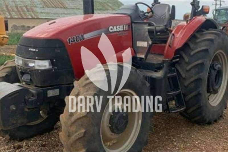4WD tractors Case Farmall 140 A Tractors