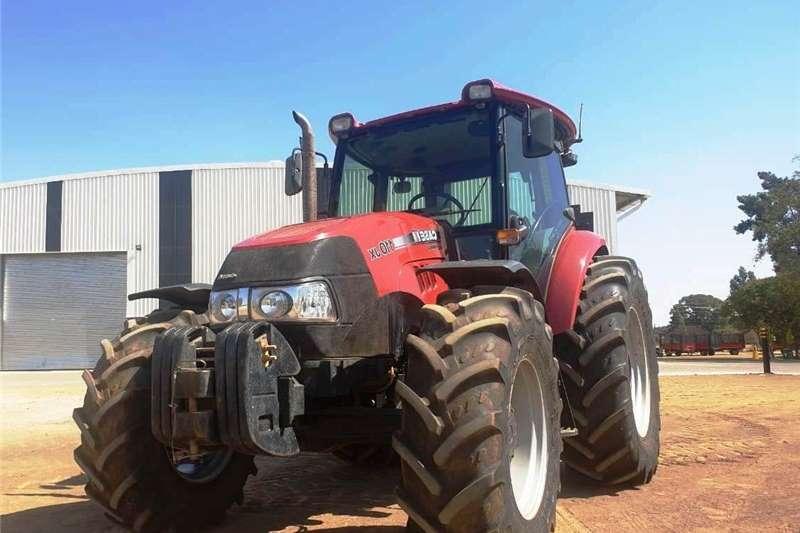 4WD tractors Case Farmall JX110 4WD Cab Tractors