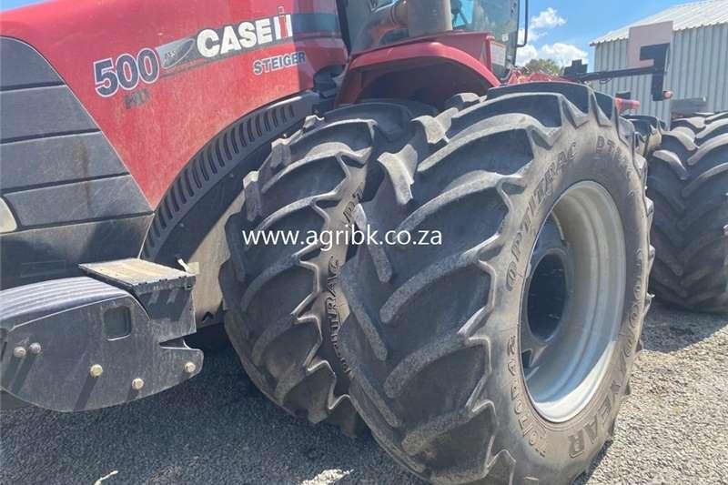 4WD tractors Case IH 500 Steiger Tractors