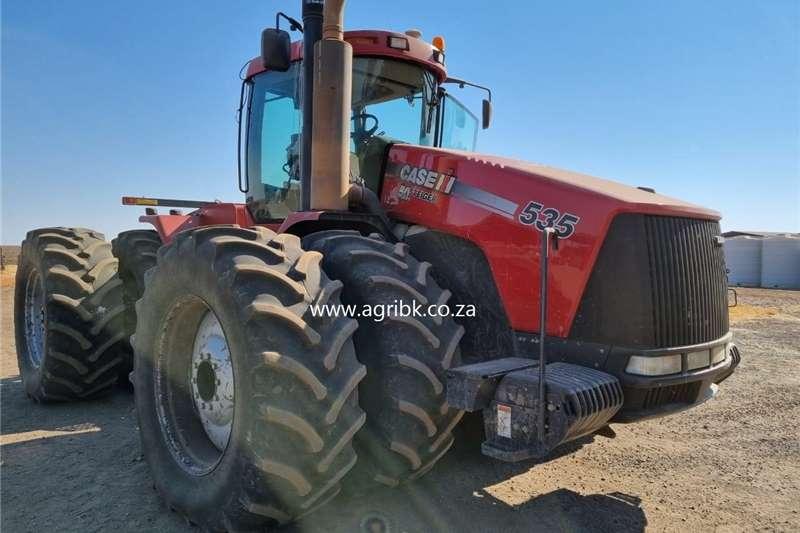 4WD tractors Case IH 535 Steiger Tractors