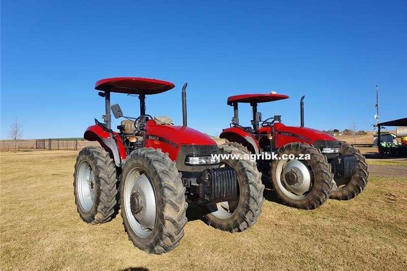 Tractors 4WD tractors Case IH JX 95 2011