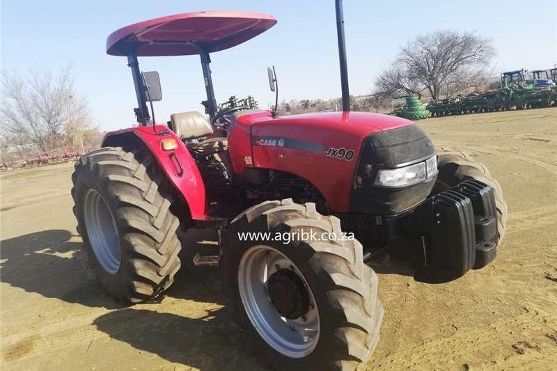 4WD tractors Case IH JX90 Tractors