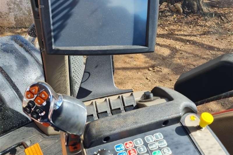4WD tractors Case IH Magnum 340 Tractors