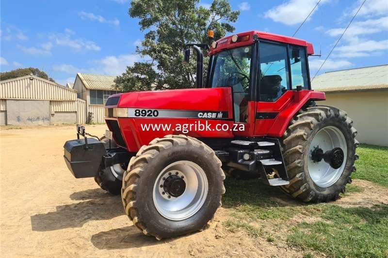 4WD tractors Case IH Magnum 8920 Tractors