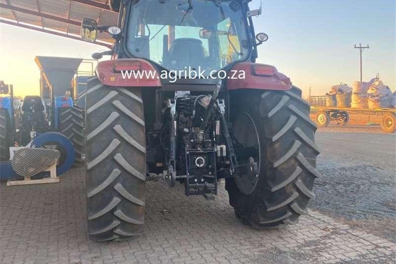 4WD tractors Case IH Maxxum 125 Tractors