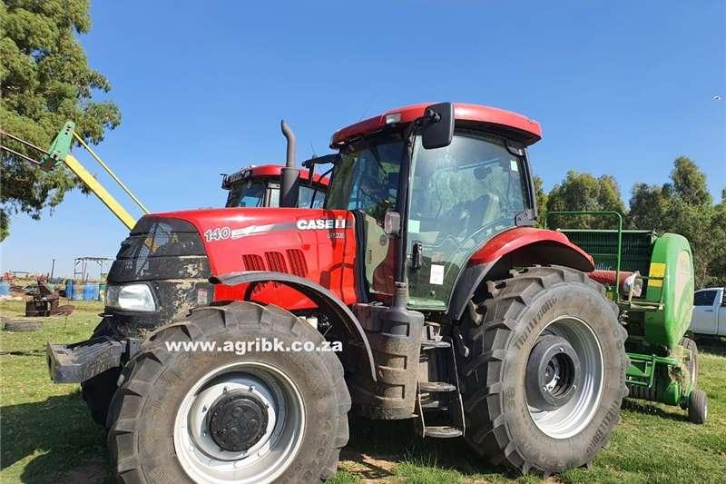 4WD tractors Case IH Puma 140 Tractors