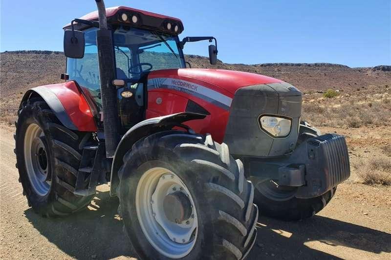 4WD tractors Case Maxum zmX 170 4x4 Tractors