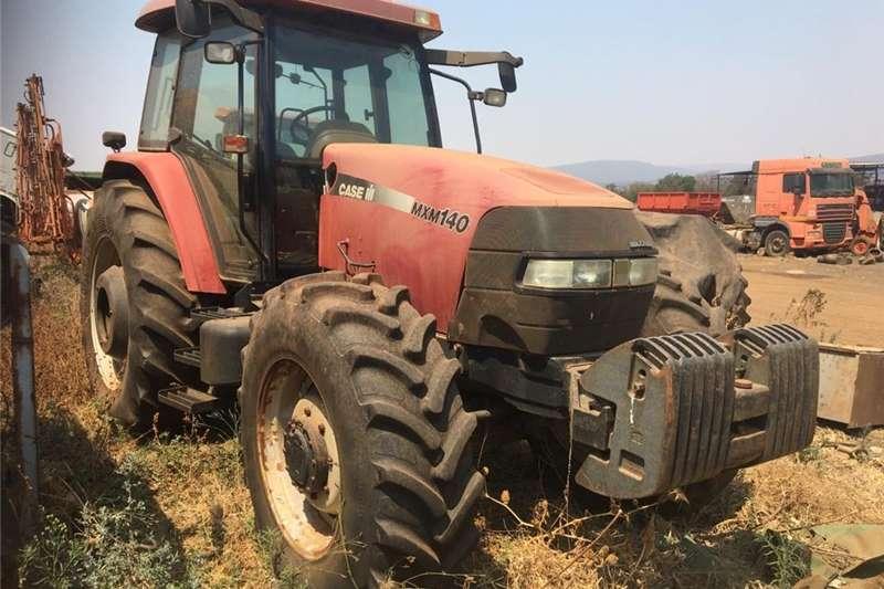 4WD tractors CASE MXM 140 TRACTOR Tractors