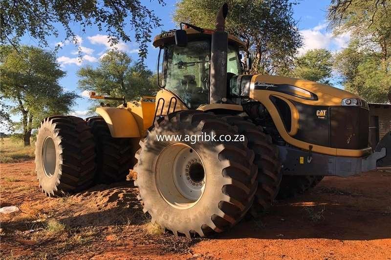 4WD tractors Challenger MT965C Tractors