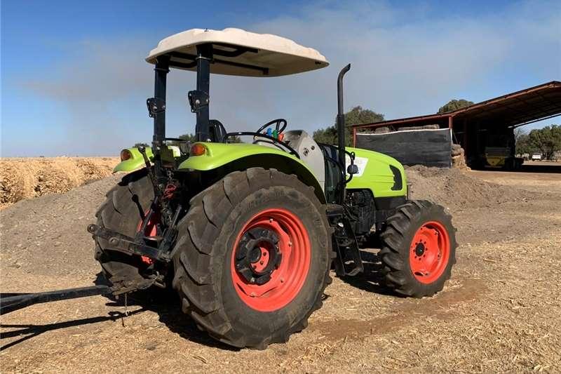 4WD tractors Claas Talos 210 4x4 53 Kw Tractors