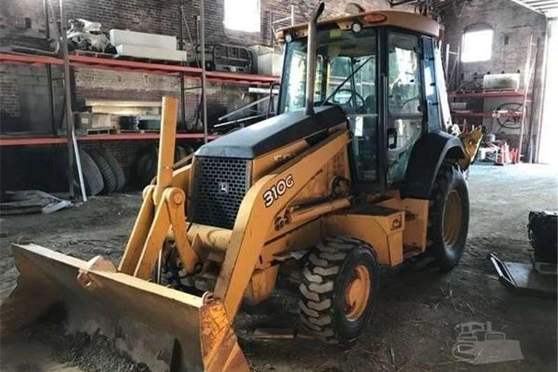 4WD tractors DEERE 310G TLB TRACTOR TLBs LOW HRS Tractors