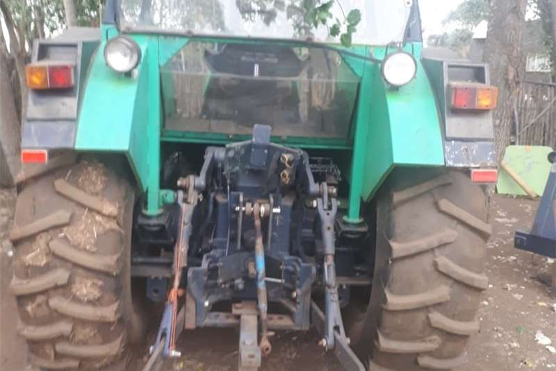 4WD tractors Deutz Fahr 4.7A tractor for sale Tractors
