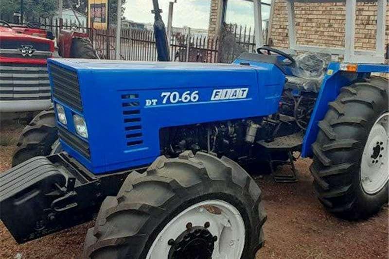 4WD tractors Fiat 70 66 4x4 Tractors
